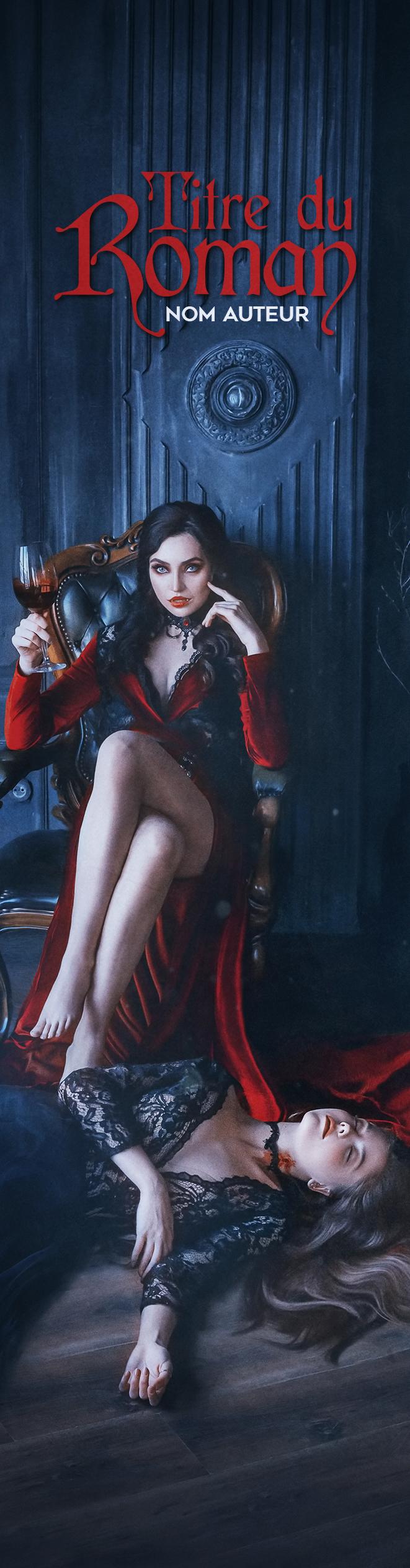 Marque page 1 Vampire